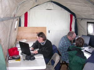 tent offices