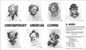 clownart
